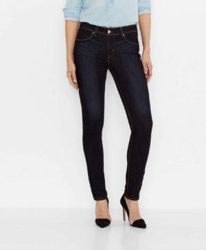джинсы скинни Levis