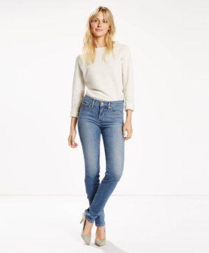 Моделирующие джинсы Levis 312 - Mystic Paradise