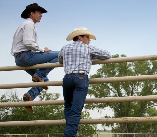 джинсы Wrangler Cowboy Cut